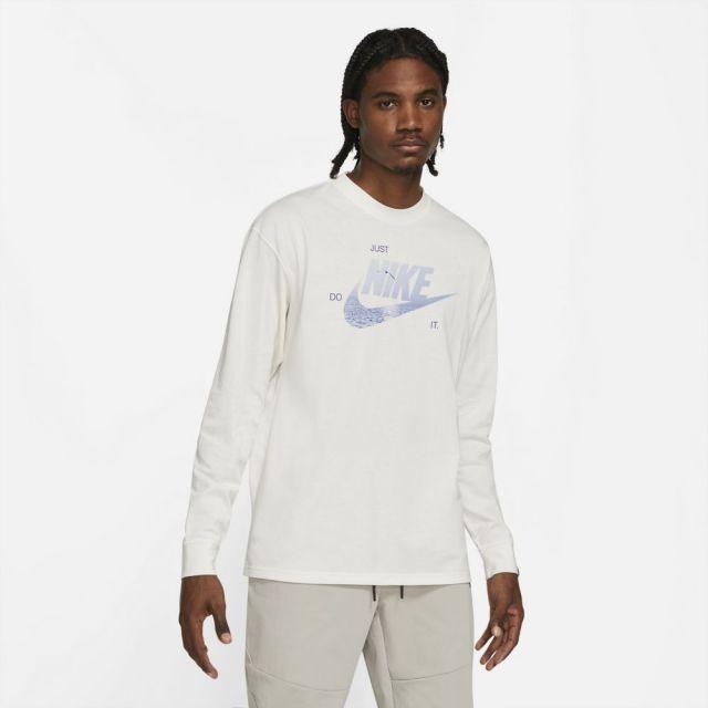 ナイキ スポーツウェア ロングスリーブ Tシャツ NIKE ピュア メンズ Tシャツ サステナブル DB6132-901