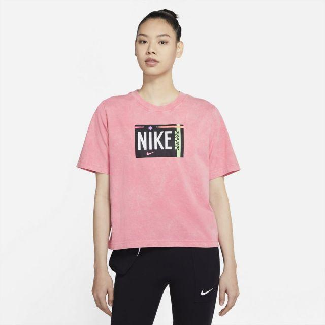 ナイキ WS NSW ウォッシュ S/S Tシャツ NIKE SUNSET PULSE レディース Tシャツ DD1234-675