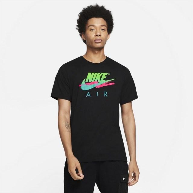 ナイキ スポーツウェア Tシャツ NIKE ブラック メンズ Tシャツ DD1257-010