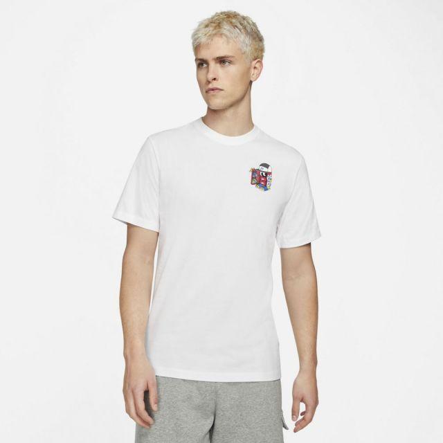 ナイキ NSW シューボックス S/S Tシャツ NIKE WHITE メンズ Tシャツ DD1261-100
