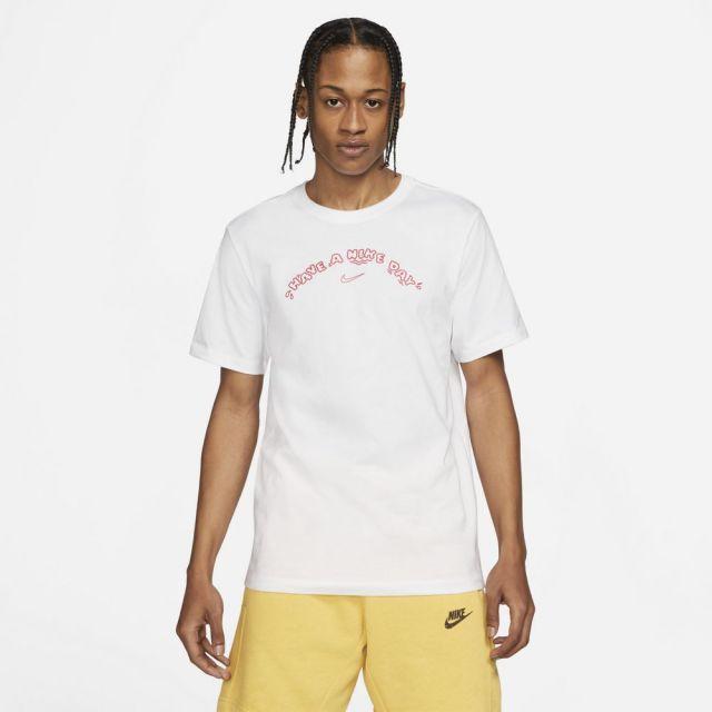 ナイキ NSW HAVE A NIKE DAY S/S T NIKE WHITE メンズ Tシャツ DD1265-100