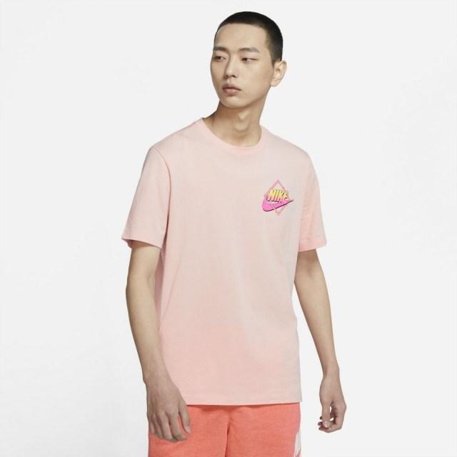 ナイキ ポーツウェア Tシャツ NIKE アークティックオレンジ メンズ Tシャツ DD1285-800