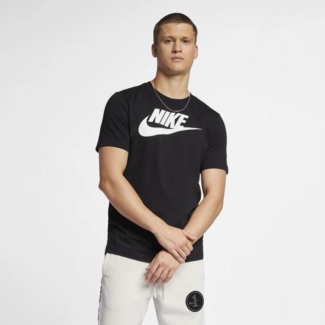 ナイキ フューチュラ アイコン S/S Tシャツ NIKE ブラック メンズ AR5005-010