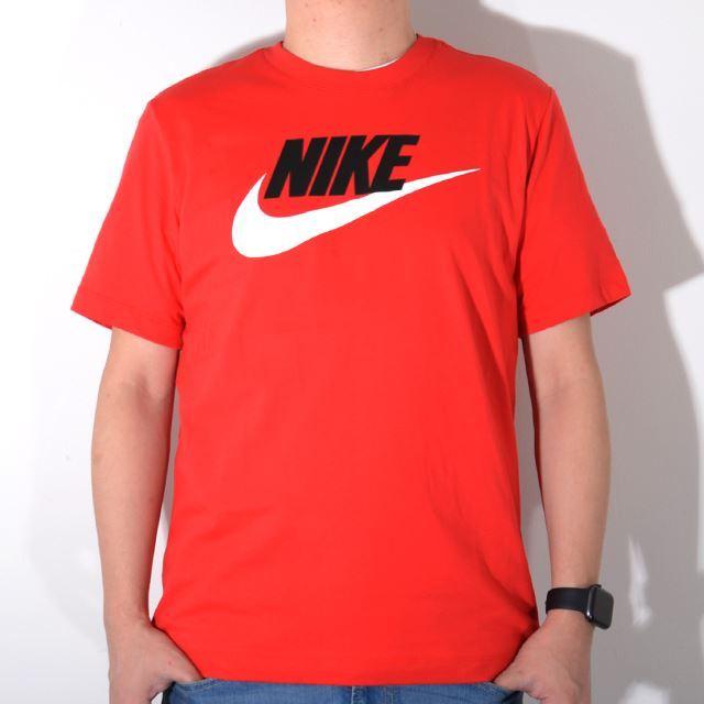 NIKE ナイキ メンズ ウェア HBR S/S Tシャツ 3 レッド AR5005-657