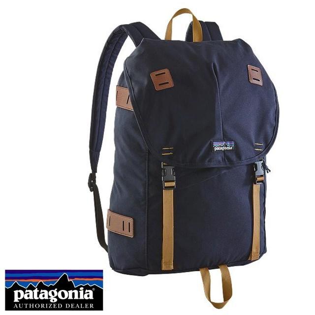 Patagonia パタゴニア バッグ バックパック リュック ARBOR PACK 26L アーバー・パック 26L Navy Blue ネイビー ブルー 47956-NVYB [アウトドア/トラベル/旅行/デイパック/通学/通勤/国内正規販売店/Authorized Dealer]