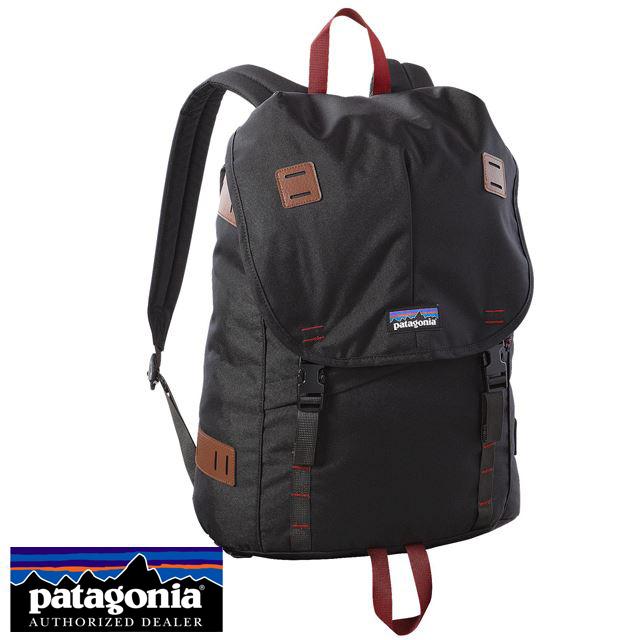 Patagonia パタゴニア バッグ バックパック リュック ARBOR PACK 26L アーバー・パック26L Black ブラック 47956-BLK [アウトドア/旅行/デイパック/通学/通勤/国内正規販売店/Authorized Dealer]