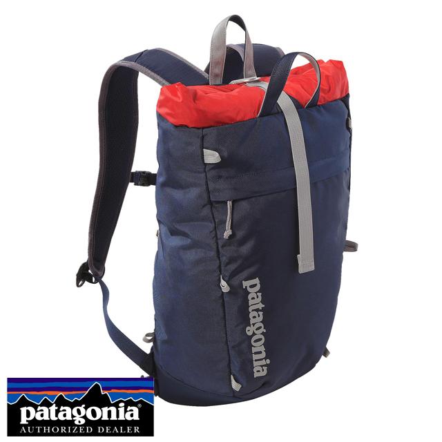 Patagonia パタゴニア バッグ バックパック リュック LINKED PACK 16L リンクド・パック 16L Navy Blue ネイビーブルー 48050-NVYB [クライミング/登山/アウトドア/ナイロン/国内正規販売店/Authorized Dealer]