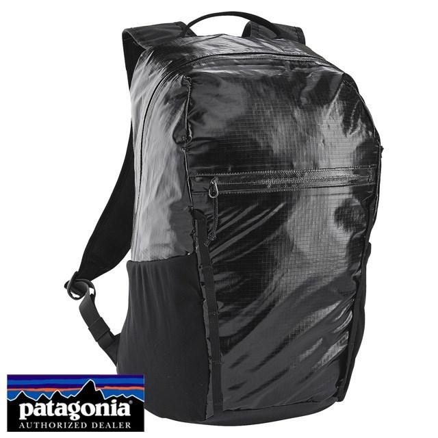 Patagonia パタゴニア バッグ バックパック リュック Lightweight Black Hole Pack 26L ライトウェイト ブラックホール パック 26L Black ブラック 49050-BLK [アウトドア/旅行/デイパック/撥水/軽量]