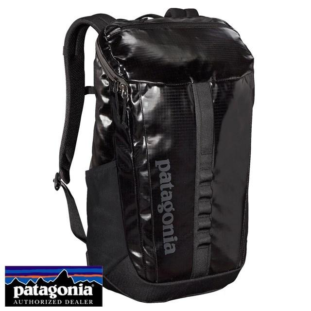 【30%OFF SALE】 パタゴニア Patagonia 撥水 軽量 バッグ バックパック リュック Black Hole Pack 25L ブラック ホール パック 25L Black ブラック 49296-BLK