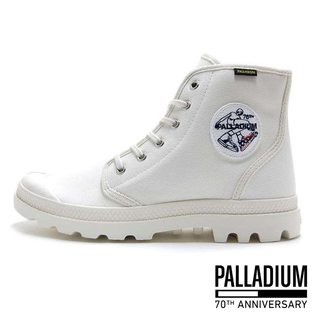 パラディウム PALLADIUM 限定 リミテッドモデル スニーカー ブーツ メンズ レディース パンパ ハイ オリジナーレ 70周年記念アニバーサリーモデル PAMPA HI ORIGINALE 75349LTD-112