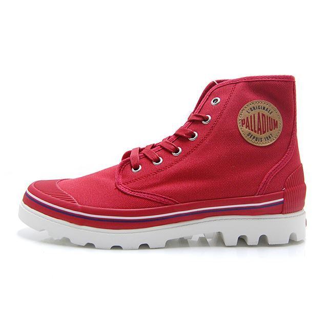 パラディウム パンパ PANAM PALLADIUM PAMPA PANAM RED 06004-654