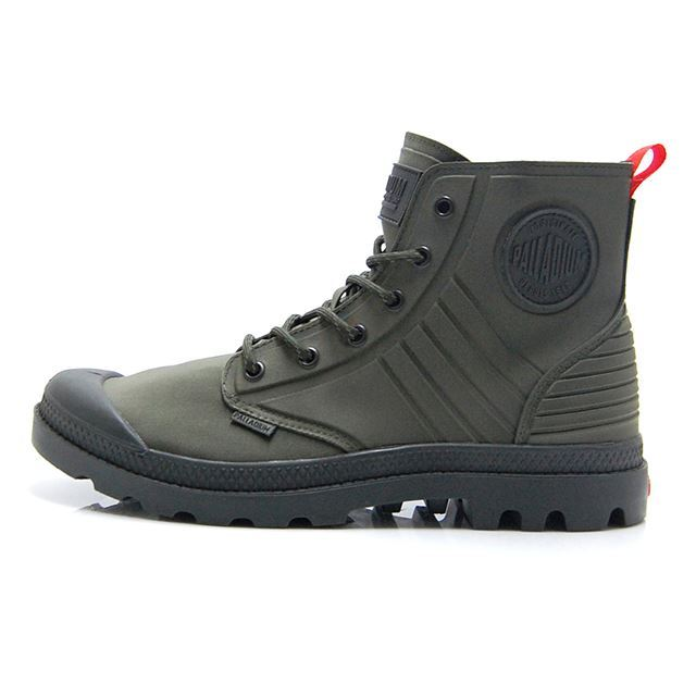 パラディウム パンパアンフィニアン PALLADIUM PAMPA AMPHIBIAN OLIVE NIGHT/FIRECRACKER 75988-335