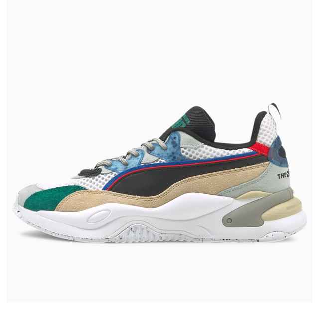 プーマ ザ・ハンドレッツ PUMA RS-2K HF THE HUNDREDS WHITE ASPARAGUS / PUMA BLACK メンズ スニーカー 373724-01