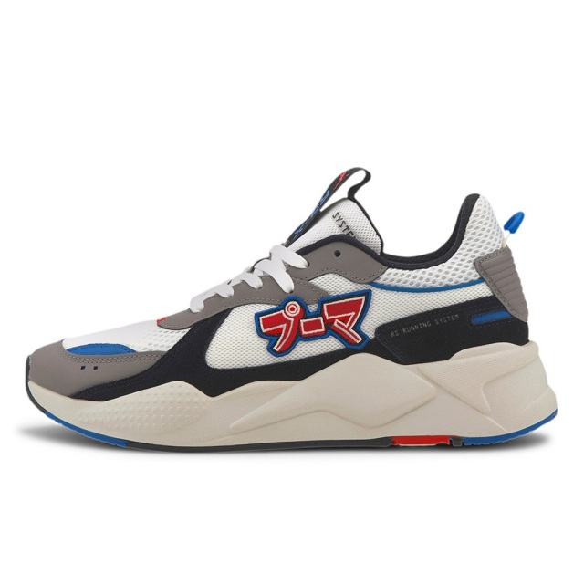 プーマ RS-X ジャパノラマ PUMA RS-X JAPANORAMA PUMA WHITE / STEEL GRAY メンズ スニーカー 374294-01