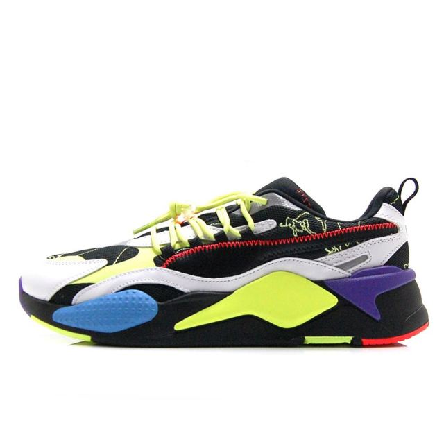 【SALE】 プーマ PUMA RS-X3 DAY ZERO PUMA BLACK / PUMA WHITE メンズ スニーカー 372712-01