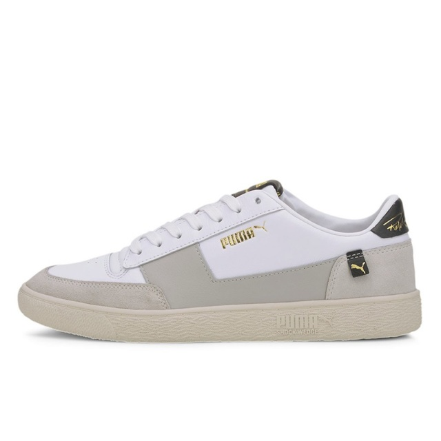 【SALE】 プーマ ラルフサンプソン MC PUMA RALPH SAMPSON MC PUMA WHITE-GRAY VIOLET-WHISPER WHITE メンズ スニーカー 374066-01