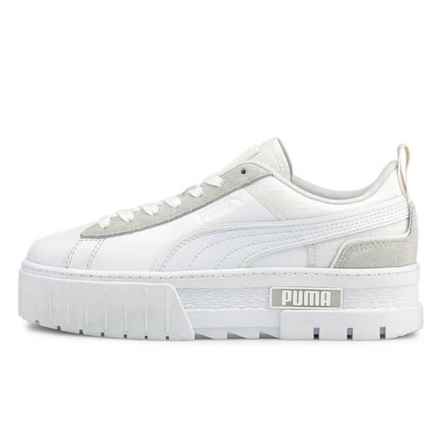 プーマ メイズ テック ウィメンズ PUMA MAYZE TECH WNS PUMA WHITE レディース スニーカー 381607-01