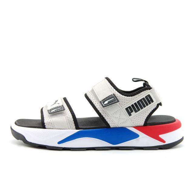 プーマ RS サンダル PUMA RS SANDAL GRAY VIOLET / PUMA WHITE メンズ サンダル 374862-03