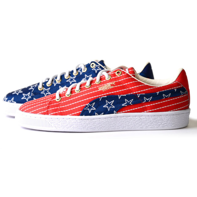 PUMA Basket Classic 4th of July FM 364778-01
