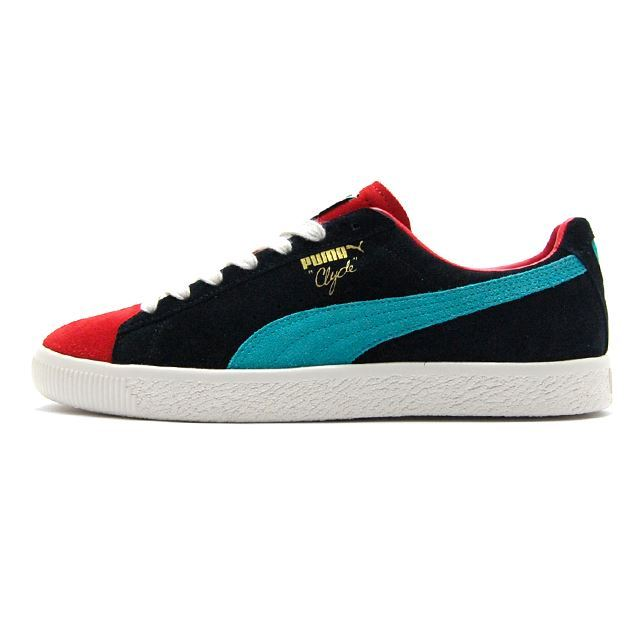 PUMA Clyde From The Archive HighRiskRed-Puma Black 365319-03