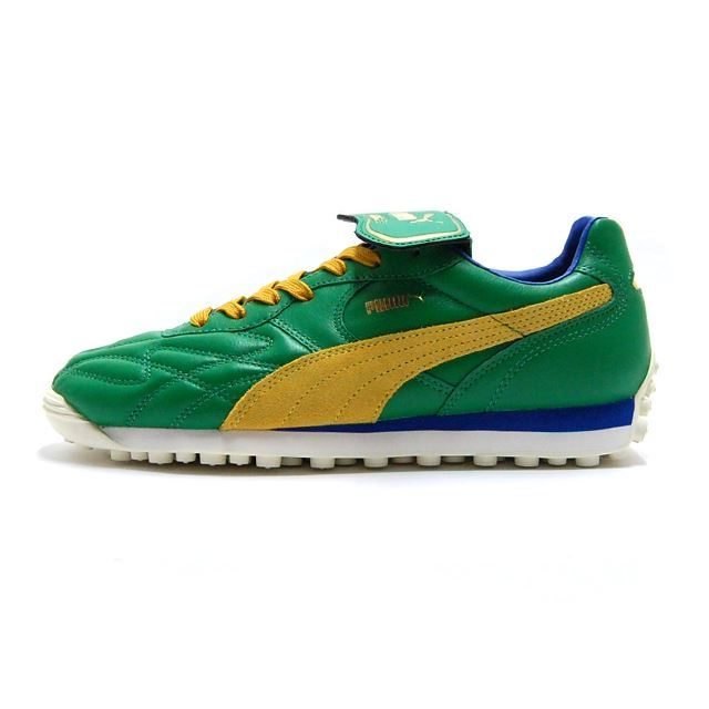 "PUMA KING AVANTI ""Legends Pack"" AmazonGreen 366618-03"