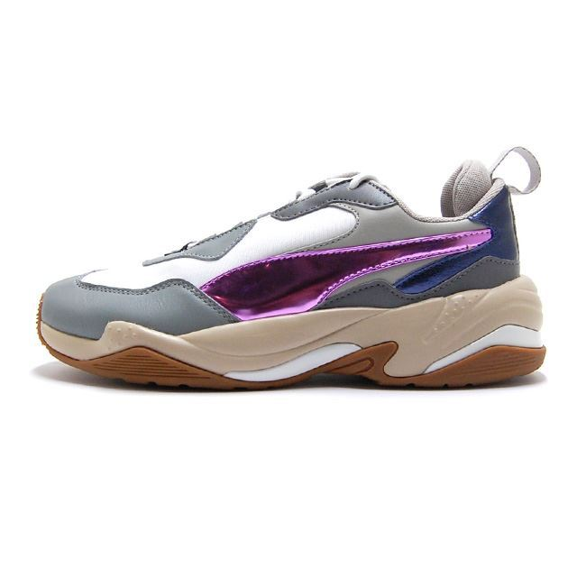 PUMA Thunder Electric Wm's White-Pink Lavender 367998-01