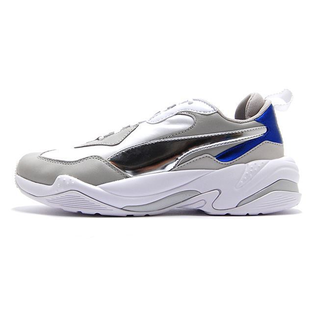 PUMA Thunder Electric Wm's Puma White-Gray Violet 367998-02