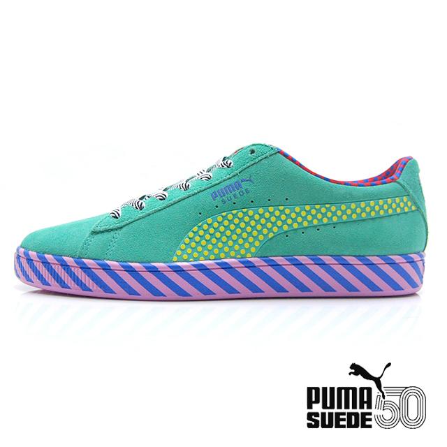 プーマ スエードクラシック ポップカルチャー PUMA Suede Classic POP CULTURE 367776-01