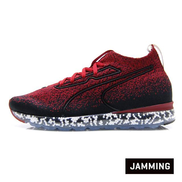 PUMA JAMMING EVOKNIT Red Dahlia/Puma Black 190629-03
