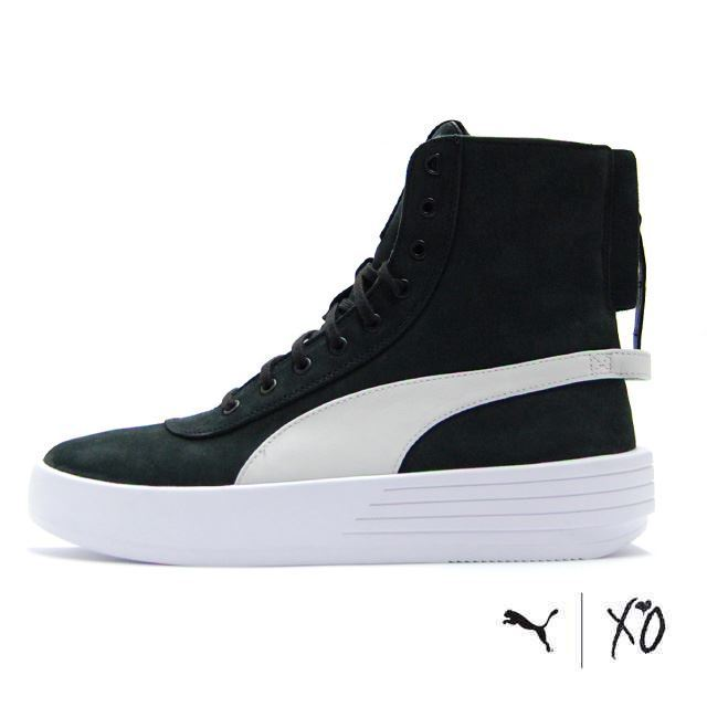 PUMA XO PARALLEL Puma Black The Weeknd 365039-05