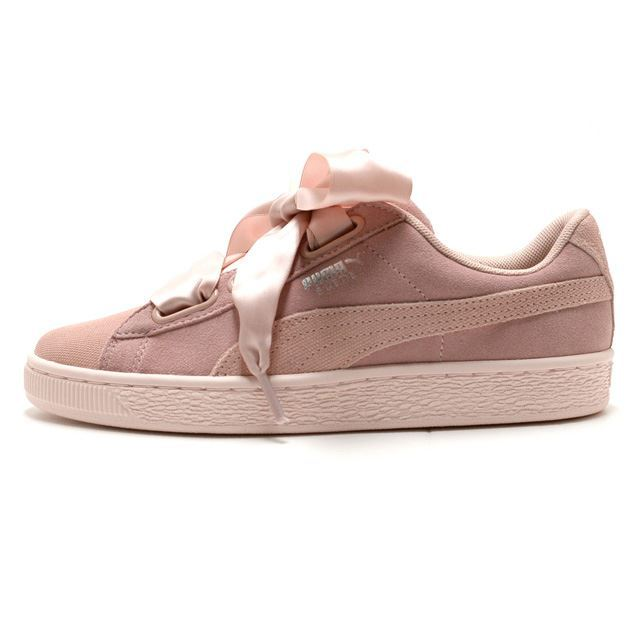 PUMA SUEDE HEART PEBBLE WNS 365210-01