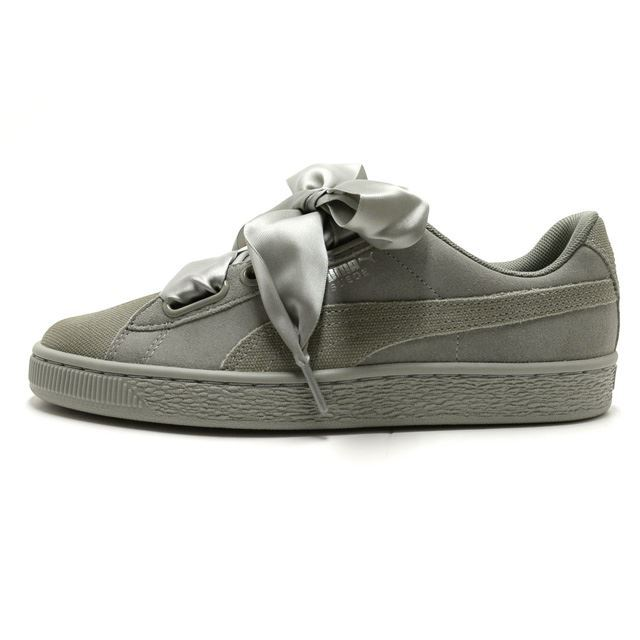 PUMA SUEDE HEART PEBBLE WNS 365210-02