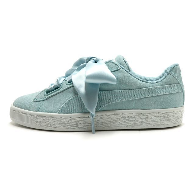 PUMA SUEDE HEART PEBBLE WNS 365210-03