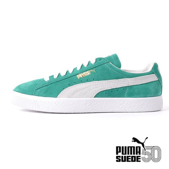 PUMA Suede 90681 Kelly Green 365942-01