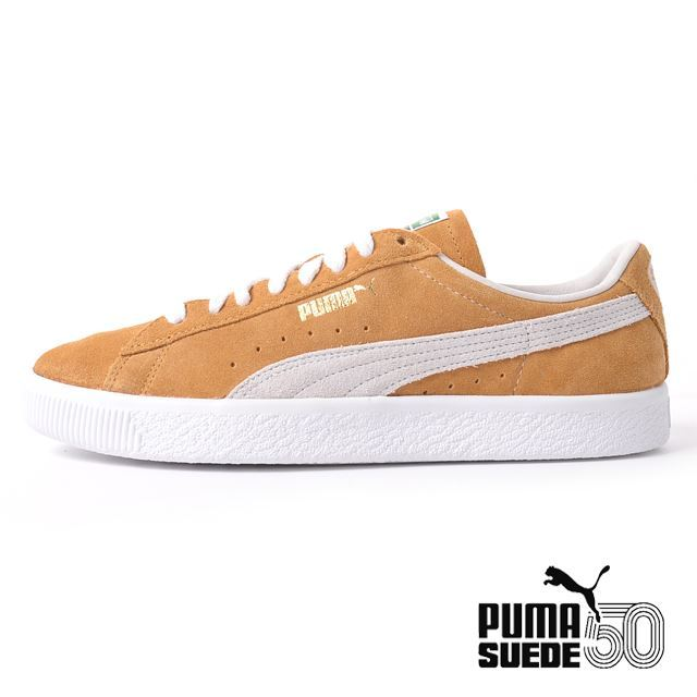 PUMA Suede 90681 Honey Musterd 365942-03