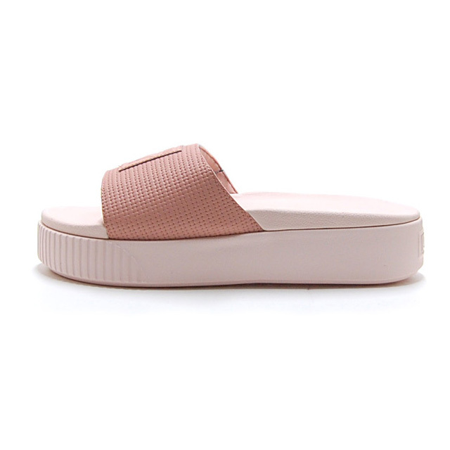 【30%OFF SALE】 PUMA PLATFORM SLIDE W EP 366122-01