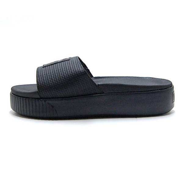 【30%OFF SALE】 PUMA PLATFORM SLIDE W EP 366122-02