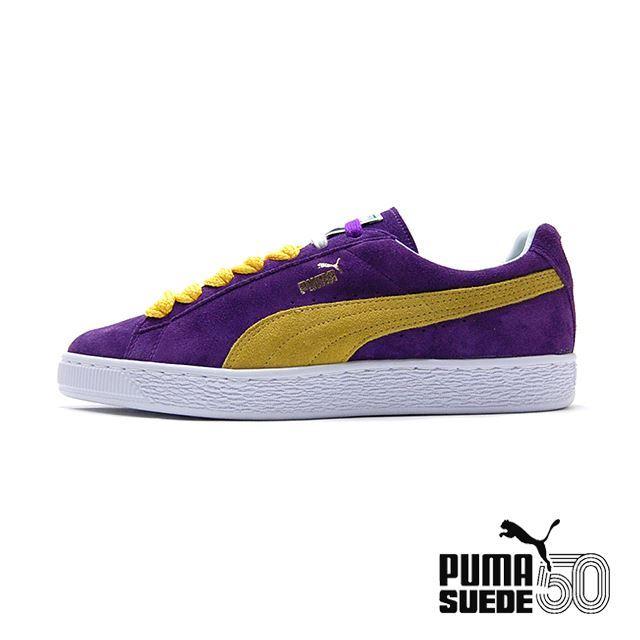 PUMA Suede Classic x Collectors 366247-01