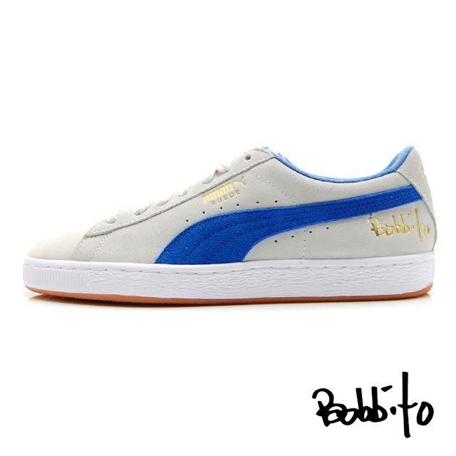 PUMA Suede Classic x Bobbito Puma White 50th anniversary LIMITED EDITION 366336-02