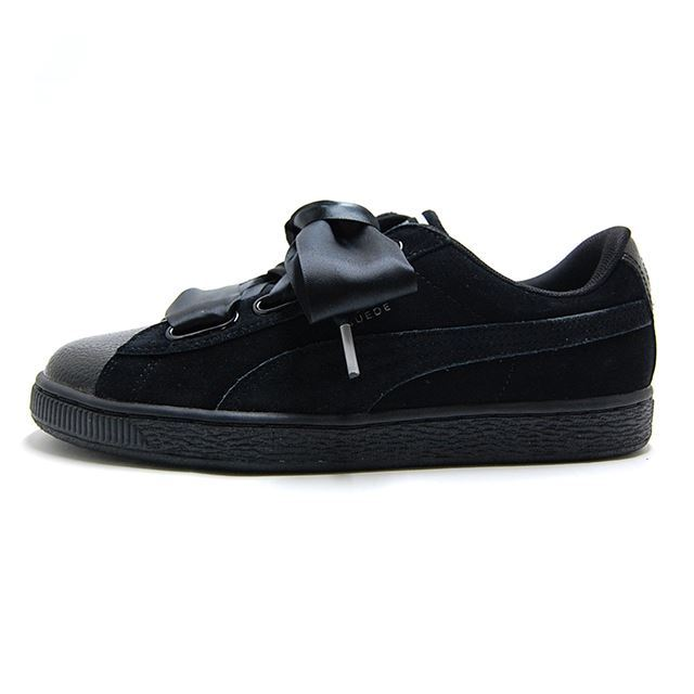 PUMA SUEDE HEART BUBBLE WMNS 366441-01