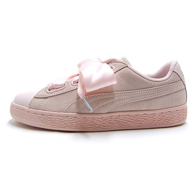 PUMA SUEDE HEART BUBBLE WMNS 366441-02