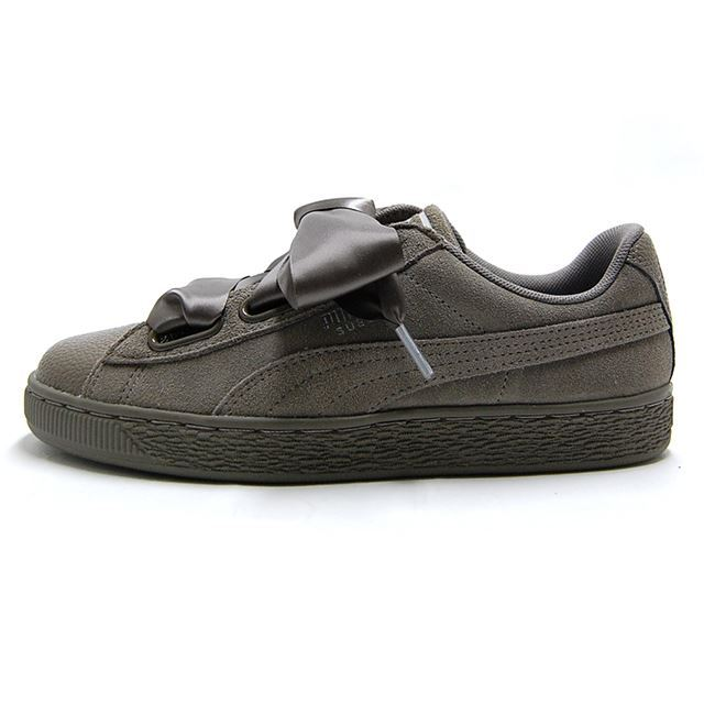 PUMA SUEDE HEART BUBBLE WMNS 366441-03