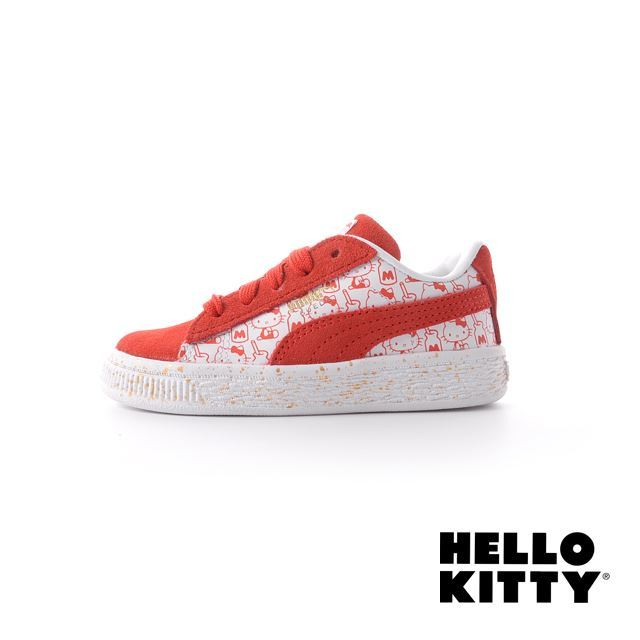 PUMA Suede Classic x Hello Kitty Inf 366465-01