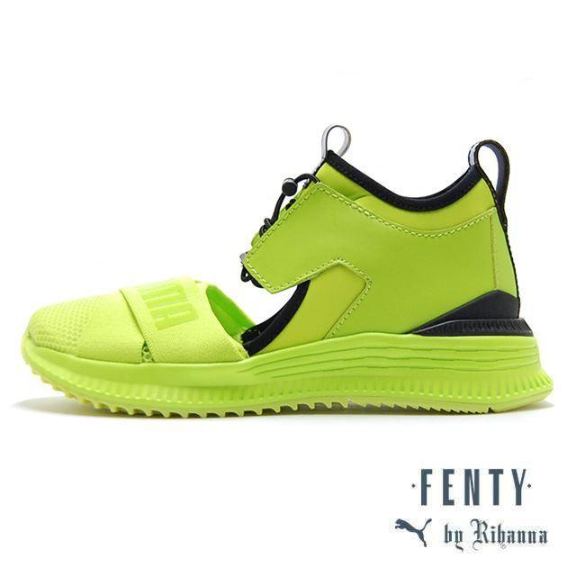 PUMA FENTY BY RIHANNA FENTY AVID Limepunch 367682-03