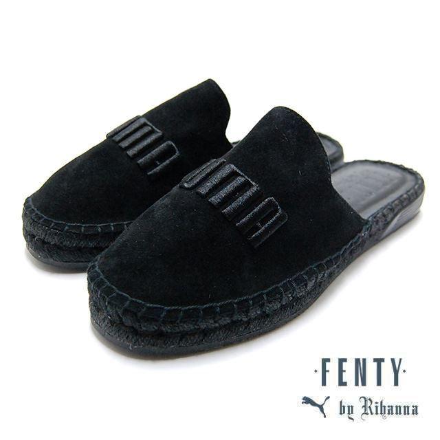 PUMA FENTY BY RIHANNA FENTY ESPADRILLE Puma Black 367685-01
