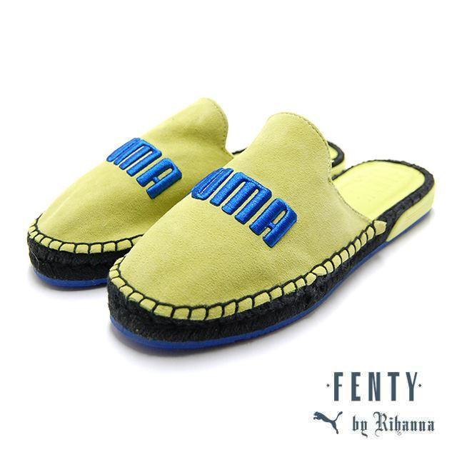 PUMA FENTY BY RIHANNA FENTY ESPADRILLE Sulphur Spring-Blue 367685-03