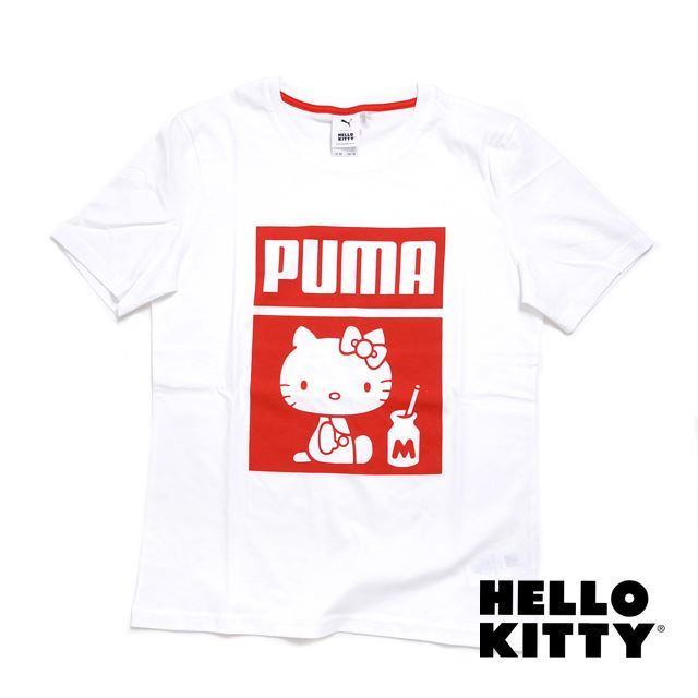 PUMA x Hello Kitty Tee 576730-02