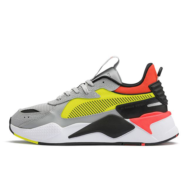 プーマ RS-X ハードドライブ PUMA RS-X HARD DRIVE High Rise-Yellow Alert メンズ スニーカー 369818-01