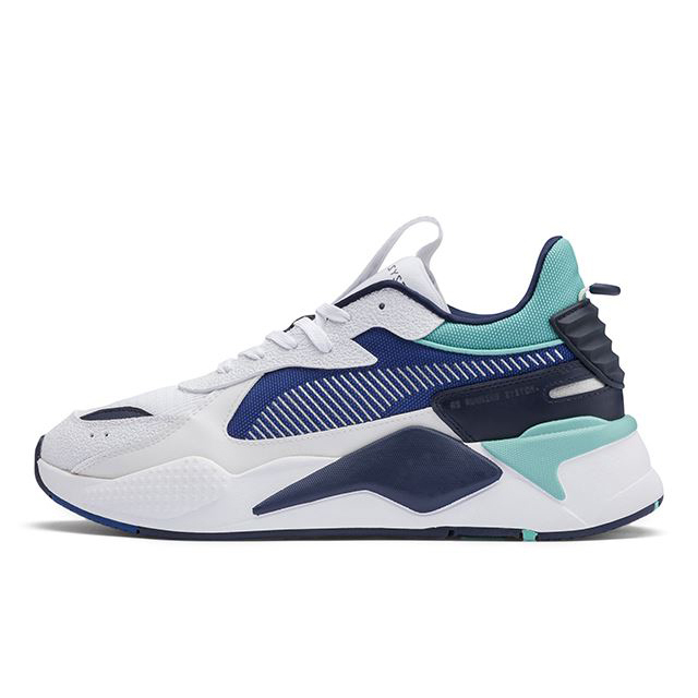 プーマ RS-X ハードドライブ PUMA RS-X HARD DRIVE Puma White-Galaxy Blue メンズ スニーカー 369818-02