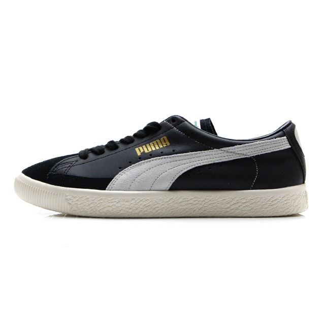 PUMA BASKET 90680 PUMA BLACK-PUMA WHITE 365944-07